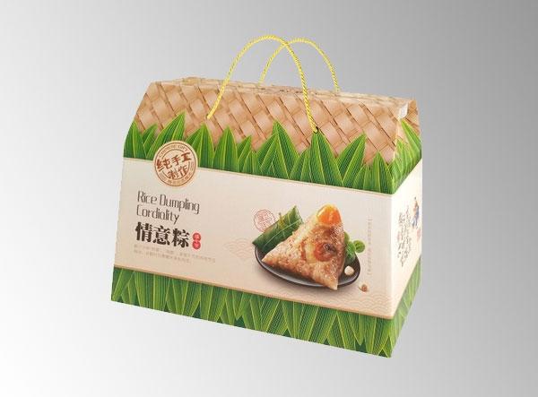粽子礼盒彩箱